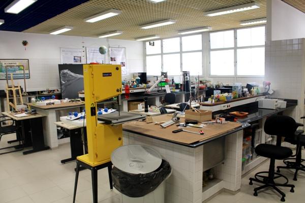 Laboratórios didáticos modernos