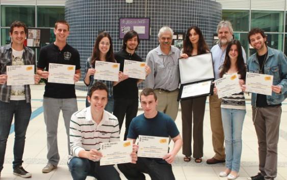 Alunos de Marketing vencem o Laboratório de Ideias do Brazilian Retail Week 2011