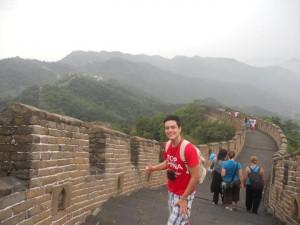 Fillipe Mello-Grande Muralha da China
