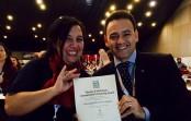 Aluna de mestrado da EACH é premiada durante congresso mundial de lazer