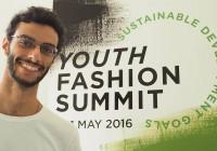 Egresso de Gestão Ambiental ganha prêmio Jovem Changemaker