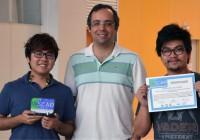 Alunos de Sistemas de Informação recebem prêmio por novo algoritmo paralelo para aprendizado de máquina