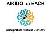 EACH oferece aulas gratuitas de Aikido