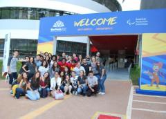 Marketing Júnior USP faz ação social em Centro Paraolímpico Brasileiro