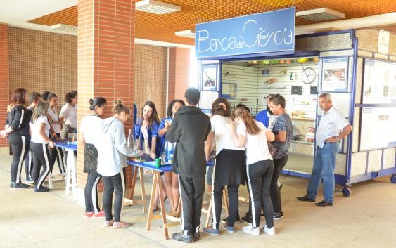 Banca da Ciência fará apresentação na Estação USP Leste da CPTM