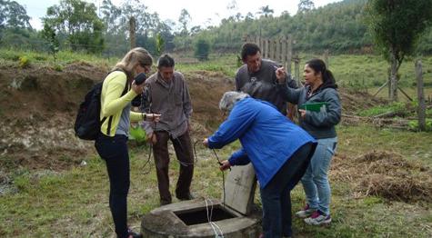 """Programa """"Produtor de Água – Salesópolis"""" conta com a colaboração de professora da EACH"""