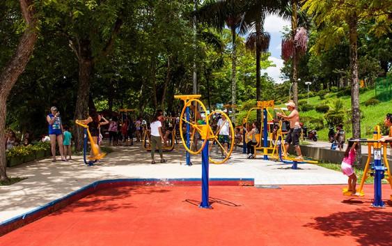 Parque, praça e ciclovia perto incentivam exercício, confirma estudo da EACH