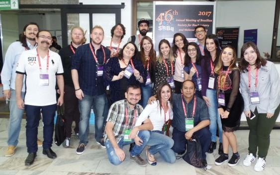 EACH é destaque em reunião da Sociedade Brasileira de Bioquímica e Biologia Molecular
