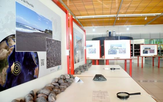 """""""Areias do Mundo"""" é a nova exposição sediada pela EACH"""