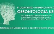 III Congresso de Gerontologia da USP
