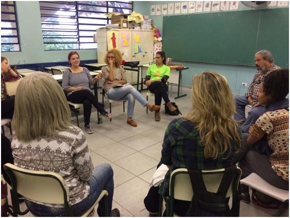2° Encontro de capacitação com os professores da Escola Estadual Anne Frank_2