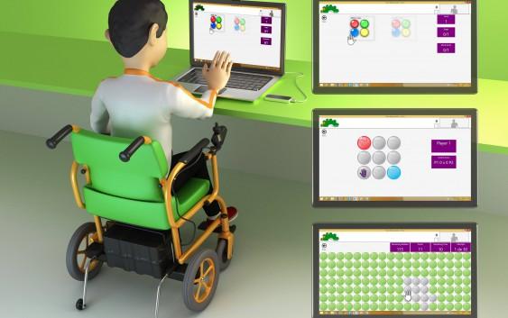 Realidade virtual inova terapia de deficientes físicos e mentais