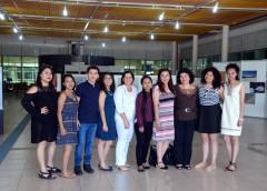 Curso de Gerontologia recebe intercambistas do México
