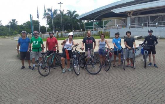 Pedalada entre Cidade Universitária e EACH analisa condições de acessibilidade por bicicleta
