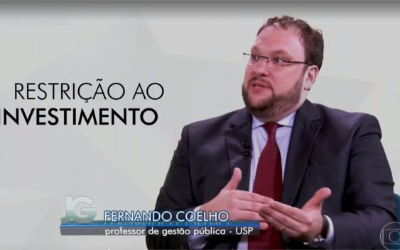Estudo coproduzido por professor de GPP é base de reportagem especial do Jornal da Globo