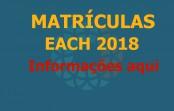 Confira aqui todas as informações sobre as Matrículas 2018 – Fuvest e Sisu