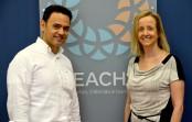 Mônica Yassuda e Ricardo Uvinha presidem primeira sessão da Congregação como diretora e vice-diretor da EACH