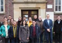 Professores da EACH participam de encontro na Universidade de Münster, na Alemanha