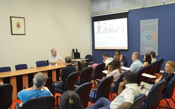 Comissão de Pós-Graduação promove workshop sobre plataforma Sucupira