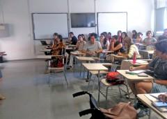 Programa de pós-graduação em Sustentabilidade tem a sua aula inaugural