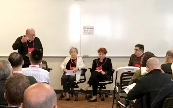 Núcleo de Pesquisas da EACH participa de Conferência no Vale do Silício