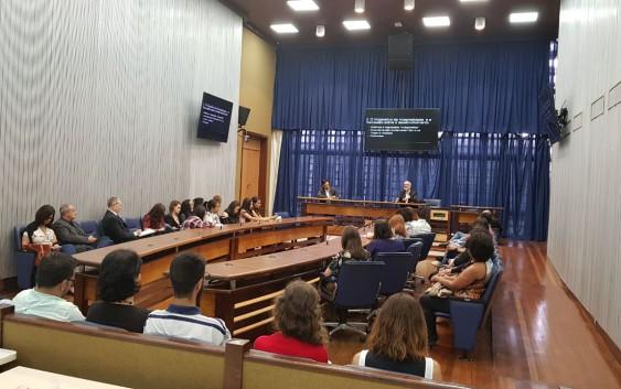 AULA MAGNA DO PROGRAMA DE PÓS-GRADUAÇÃO EM TURISMO