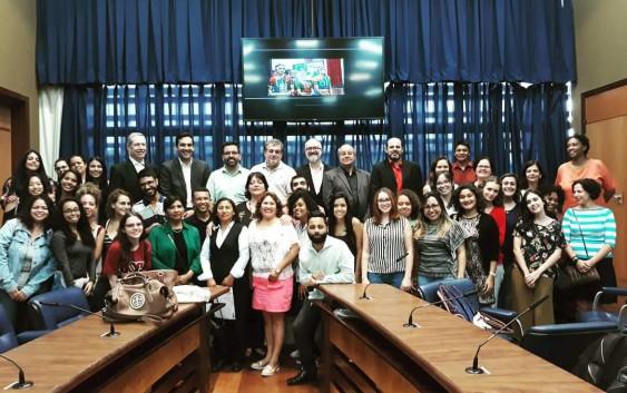 """""""Imperativo da hospitalidade"""" foi tema da aula magna do programa de pós-graduação em Turismo da EACH/USP"""