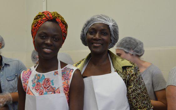 Oficina de Gastronomia da EACH/USP abordou a questão dos refugiados
