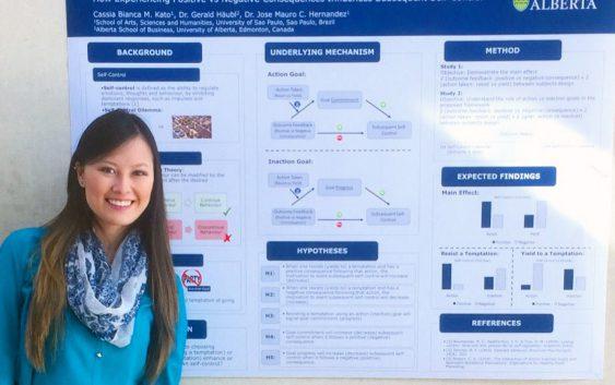 Da graduação direto para o doutorado: ex-aluna de Marketing da EACH é aprovada no Canadá
