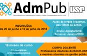 EACH/USP oferece especialização em Administração Pública