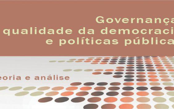 Professora da EACH organiza livro com o tema: Governança, qualidade da democracia e políticas públicas