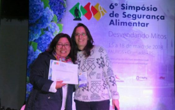 Artigo do doutorado em Sustentabilidade da EACH é premiado em Gramado