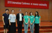 Professor da EACH coordena conferência realizada em Pequim