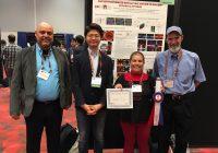 Professores da EACH se destacam em conferência sobre magnetismo nos Estados Unidos