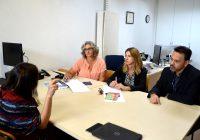 Comissão de Relações Internacionais faz encontro com professoras do Canadá e Espanha