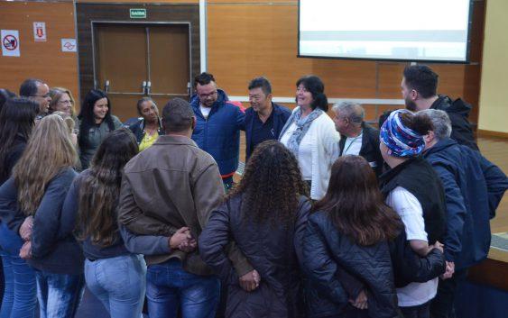 Funcionários participam de 10ª edição da SIPAT