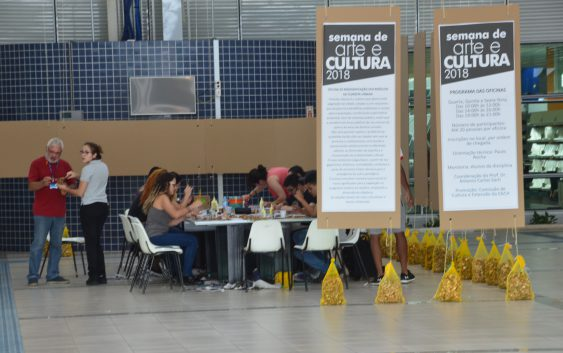 EACH realiza a Semana de Arte e Cultura 2018