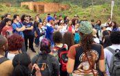 Professores e alunos da EACH fazem estudo na cidade de Mariana e analisam rompimento da barragem de Fundão