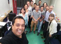 Laboratório de Aplicações de Informática em Saúde recebe pesquisadores da Unifesp
