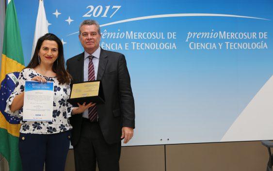 Prêmio Mercosul concede menção honrosa para professora da EACH