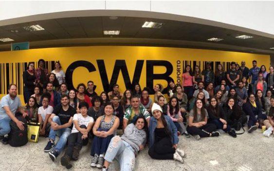 Lazer e Turismo realiza mais uma viagem didática a Curitiba