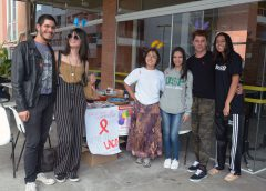 EACH realiza ação educativa para marcar Dia Mundial de Combate à Aids
