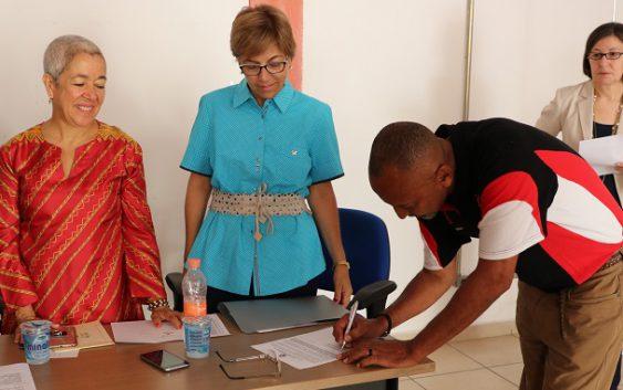 Curso de Têxtil e Moda participa de curso de capacitação para pessoas em situação de rua