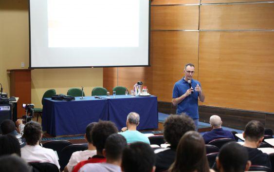 Programa de Pós-Graduação em Ciências da Atividade Física promove encontro com CNPq