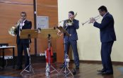 EACH recebe pela primeira vez concerto de Música de Câmara da OSUSP