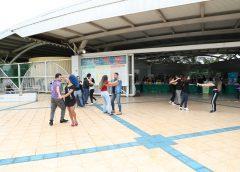 Flash Mob movimenta a Festa do Livro da EACH