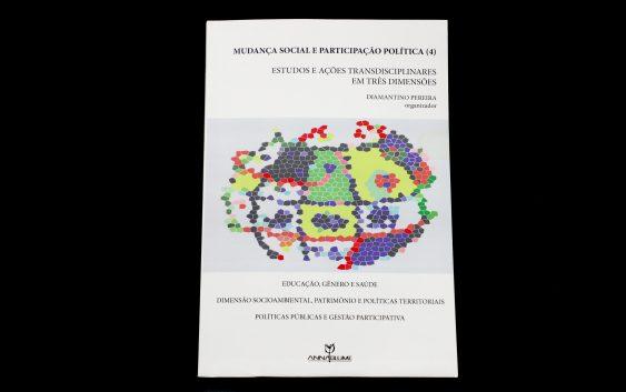 """""""Estudos e ações transdisciplinares em três dimensões"""" é tema de livro do ProMuSPP"""