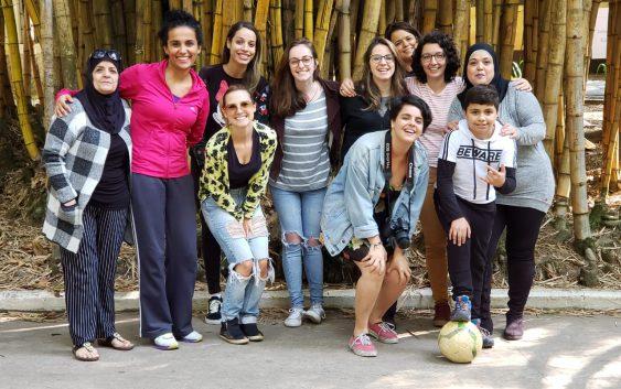 Projeto de extensão da EACH faz roda de conversa com mulheres refugiadas