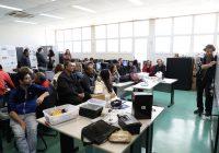 Professores da rede municipal de ensino recebem aulas de capacitação do curso de Sistemas de Informação da EACH