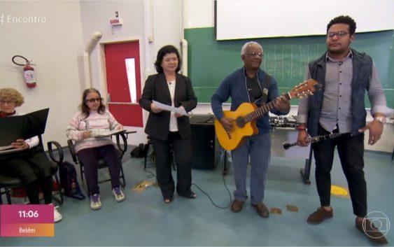 Professora de Gerontologia apresenta benefícios de técnica musical japonesa para a saúde de idosos